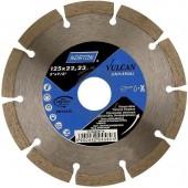 Алмазный круг Norton  VULCAN UNI 125×22.23