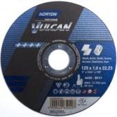 Отрезной круг Norton Vulcan 125×1×22.23