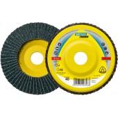 Круг лепестковый тарельчатый Klingspor SMT 925 115 x 22.23 p 80 Special Клингспор 321716 выпуклый