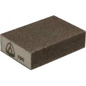 Шлифовальная губка SK 500 p100 Klingspor 4-х сторонний шлифовальный брусок