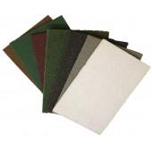 Нетканый абразивный материал NPA 400 Klingspor (152х229мм) грубый 342852