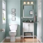 Варианты отделки ванной: фото идеи