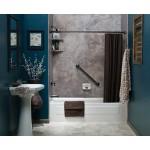 Декоративная штукатурка в ванной: фото идеи интерьеров