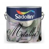 Краска Sadolin METALLIC SILK 2,5 л