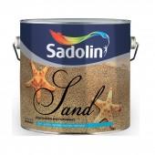 Краска Sadolin SOFTSAND S1 2,5 л