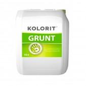 Грунт Kolorit Grunt 10 л укрепляющий