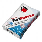 Клей для мрамора, камня и мозаики Baumit FlexMarmor 25 кг