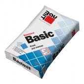 Клей для плитки Baumit Basic 25 кг