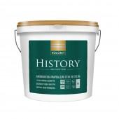 Краска Kolorit History база A 0,9 л