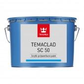 Краска TIKKURILA ТЕМАКЛАД SC 50 TCL 8,1 л