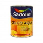 Лак Sadolin CELCO AQUA 70 3 x 1 л