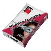 Самовыравнивающаяся смесь Baumit Baumit Nivello Quattro 25 кг