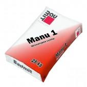 Штукатурка Baumit  Manu 1 25 кг