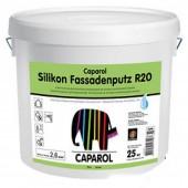 Штукатурка CAPAROL SILIKON Fassadenputz R20 25кг