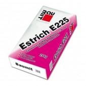 Стяжка для пола Baumit Solido E225 (толщина от 12-80 мм) 25кг