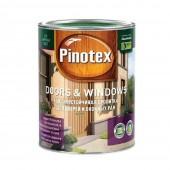 Антисептик PINOTEX DOORS & WINDOWS 1 л