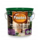 Антисептик PINOTEX DOORS & WINDOWS 3 л