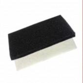Губка Mapei черная для затирки и очистки швов